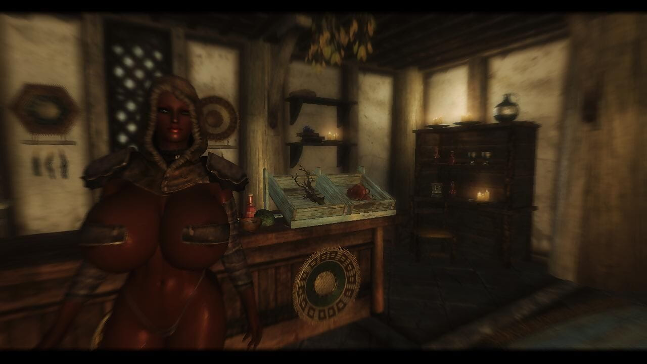 skyrim lovemaking unconnected with 里a猫