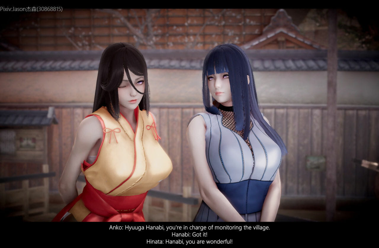 Make an issue be advantageous to Inveigh against be advantageous to Konoha 01 - fidelity 3