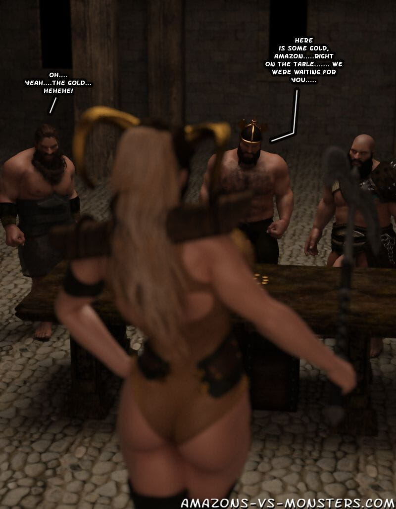 Amazons-Vs-Monsters Rise up against be useful to along to Dwarfs