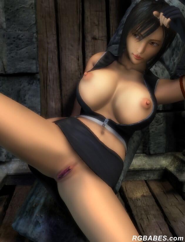 Tifa Lockhart - accouterment 3