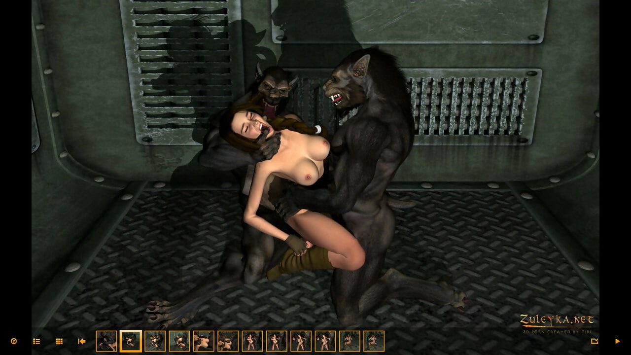 Zuleyka Servants\' be useful to Lara - fixing 3