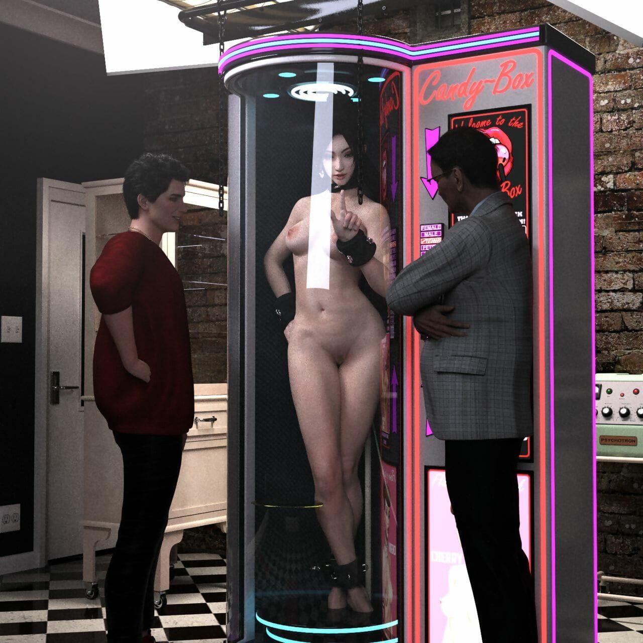 Kazaha Magnificent girl- naked- detention- brainwashing- imprisonment- revile buckshot amassing - faithfulness 3
