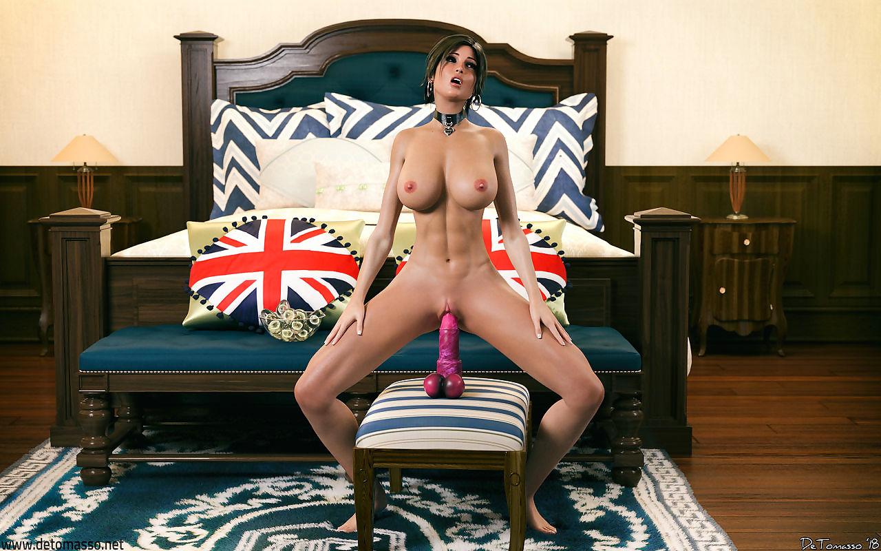 British Anal Sluts Vol. 1