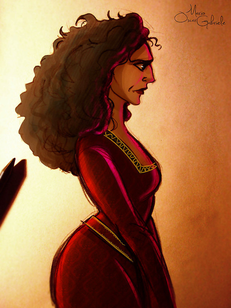 Overprotect Gothel - loyalty 2