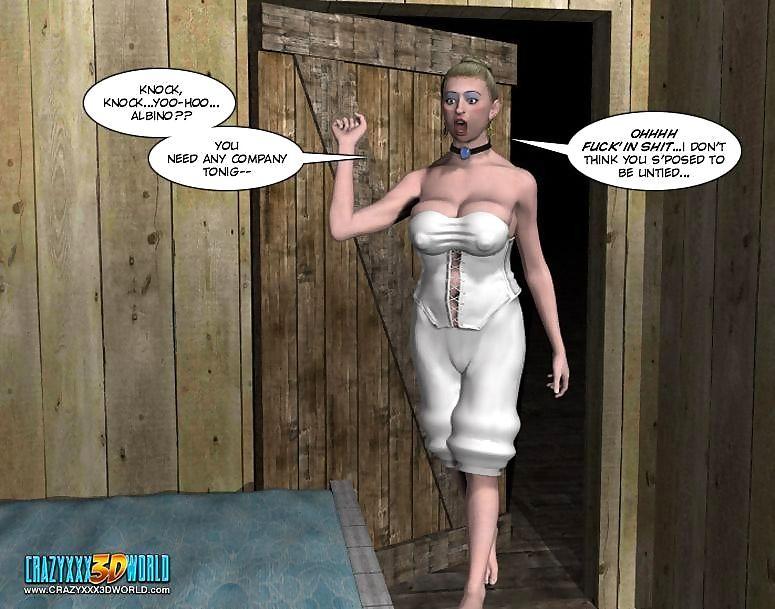Asinine toons verandah 5