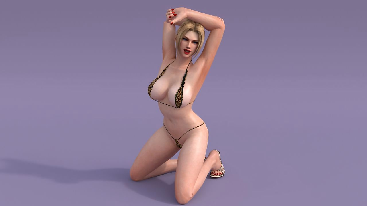 Artist3D - DragonLord720 - DOA Girls - attaching 2