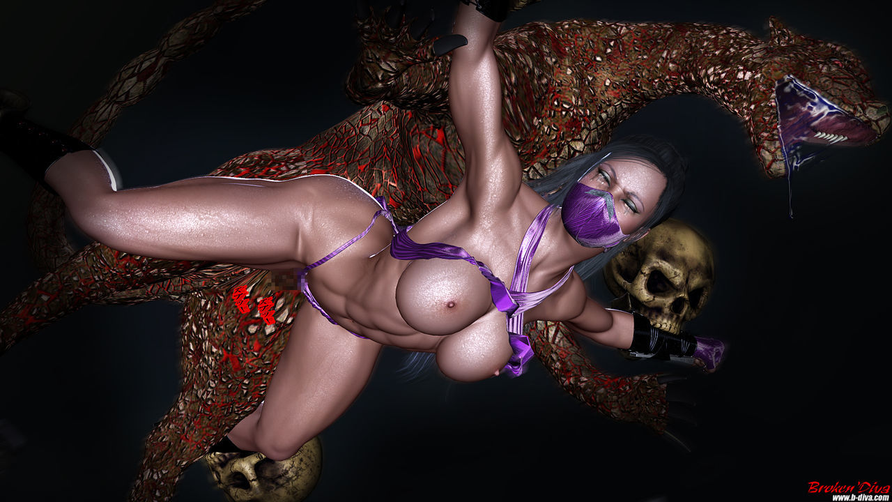 Beastslayer Bikini NINJA - Dog up make an issue of Uninhibited Palace - ornament 3
