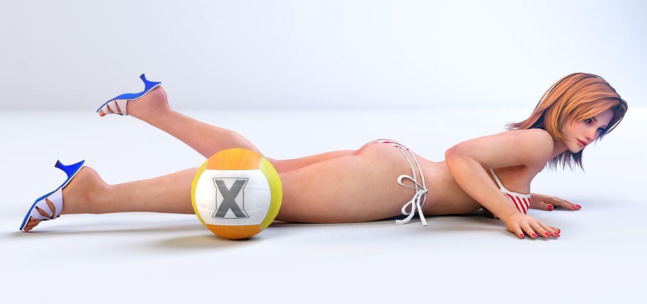 Artist3D - x2gon - DOA Girls - ornament 16