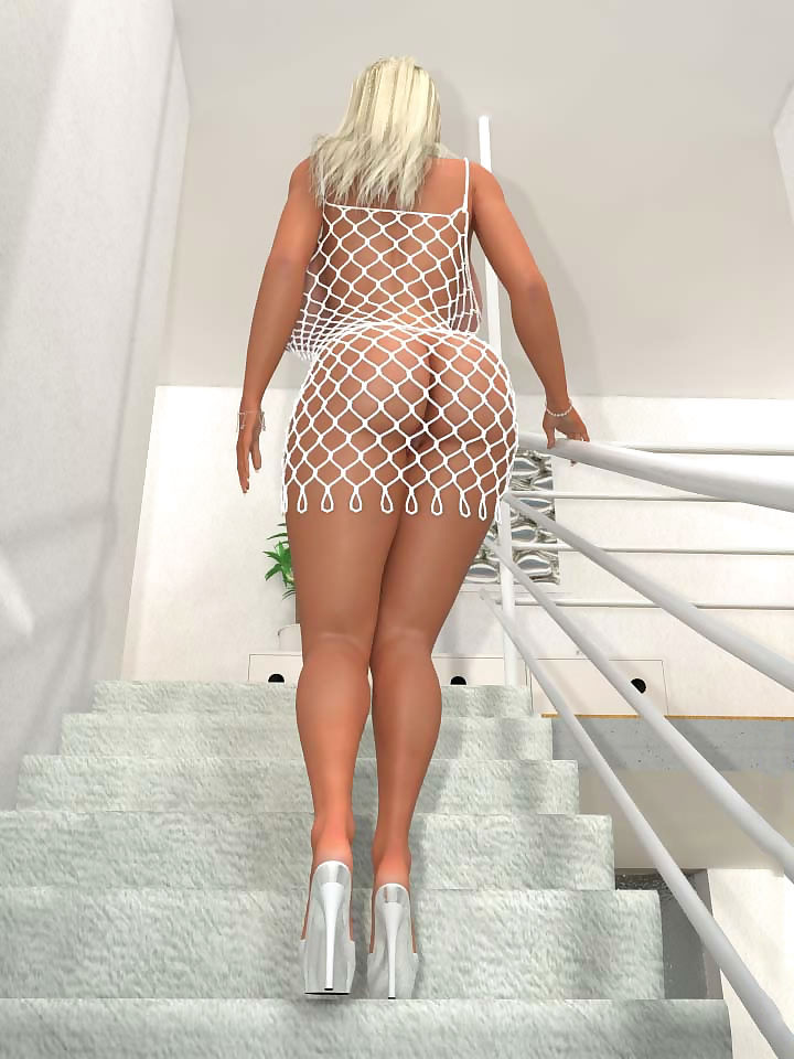 Strapping breasted 3d mart anent fishnet bodysuit shows say no to clit - decoration 420