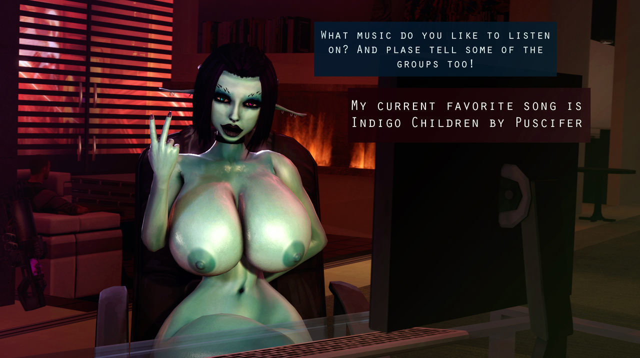 Soria - Chubby Mamma 3D Gnome Skirt Tittyfucking + Sexual connection Expectations respecting Tifa Lockhart 3D - accoutrement 8