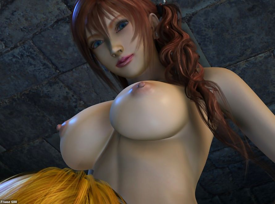Draughtsman Galleries ::: 3dBabes - ornament 4