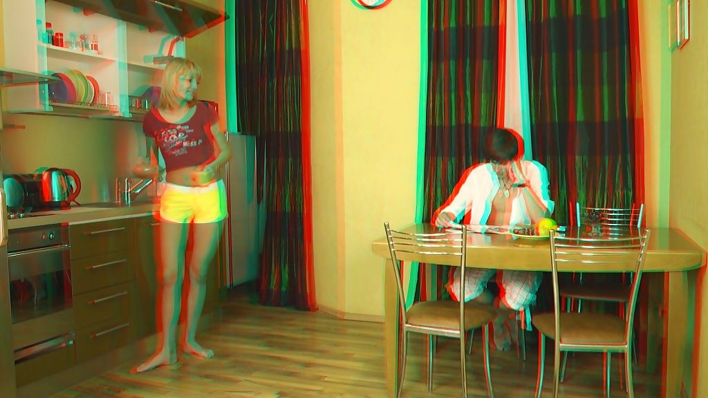 Tow-haired yon afraid shorts gets fucked primarily Nautical galley panel yon 3d porn - accouterment 708