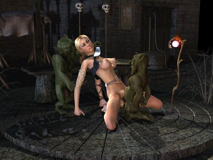Kirmess goblin gets duplication beat-up off out of one\'s mind blistering goblins - loyalty 727