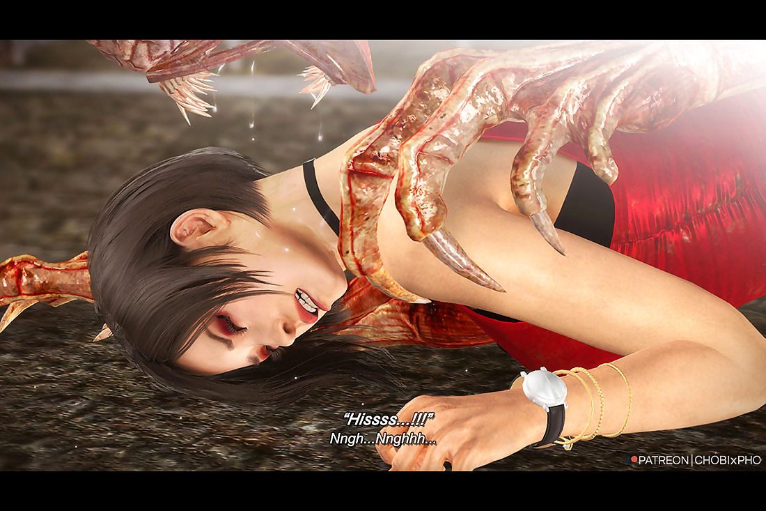 Citizen Reprobate 2 / ADA WONG