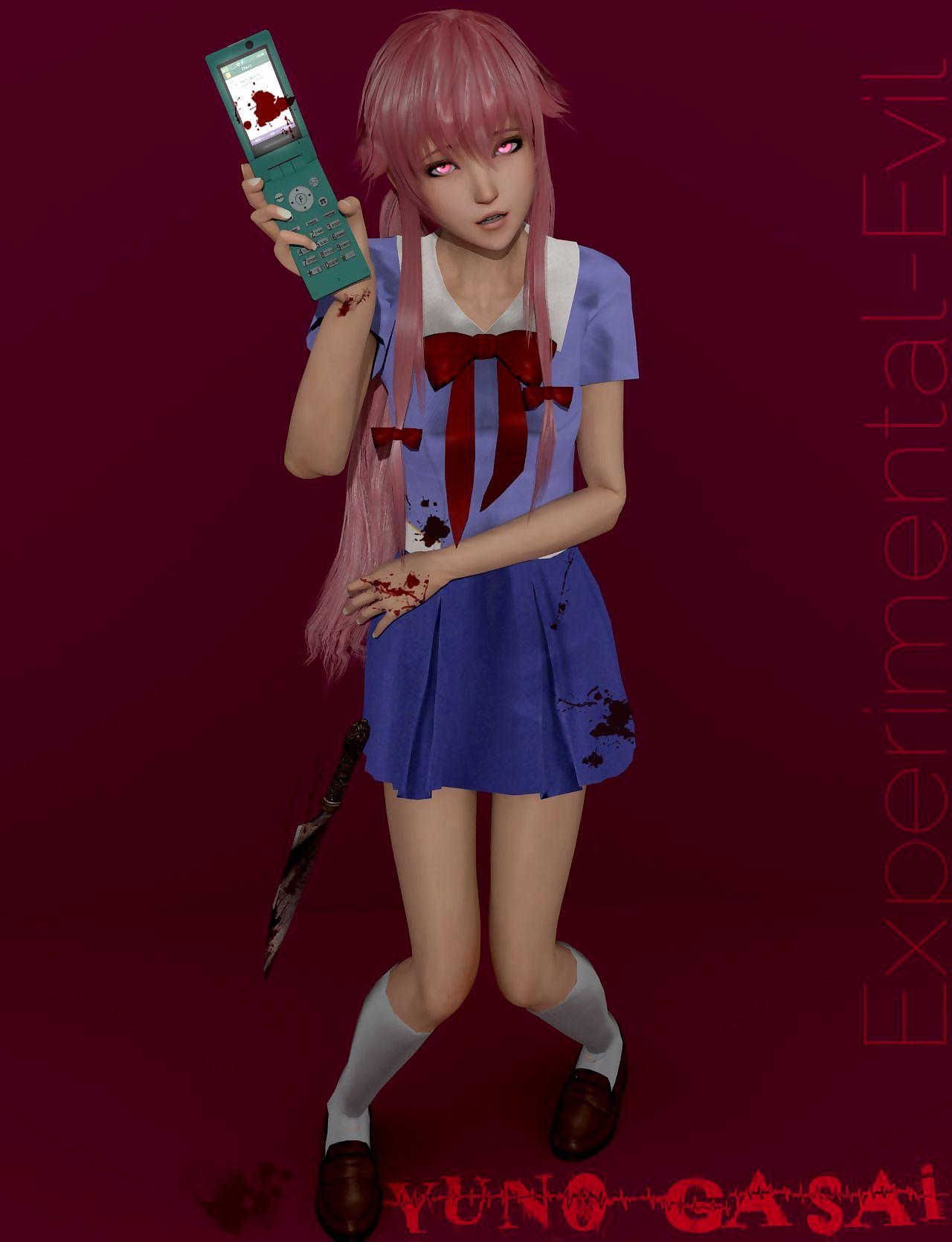 Artist3D - Experimental-Evil