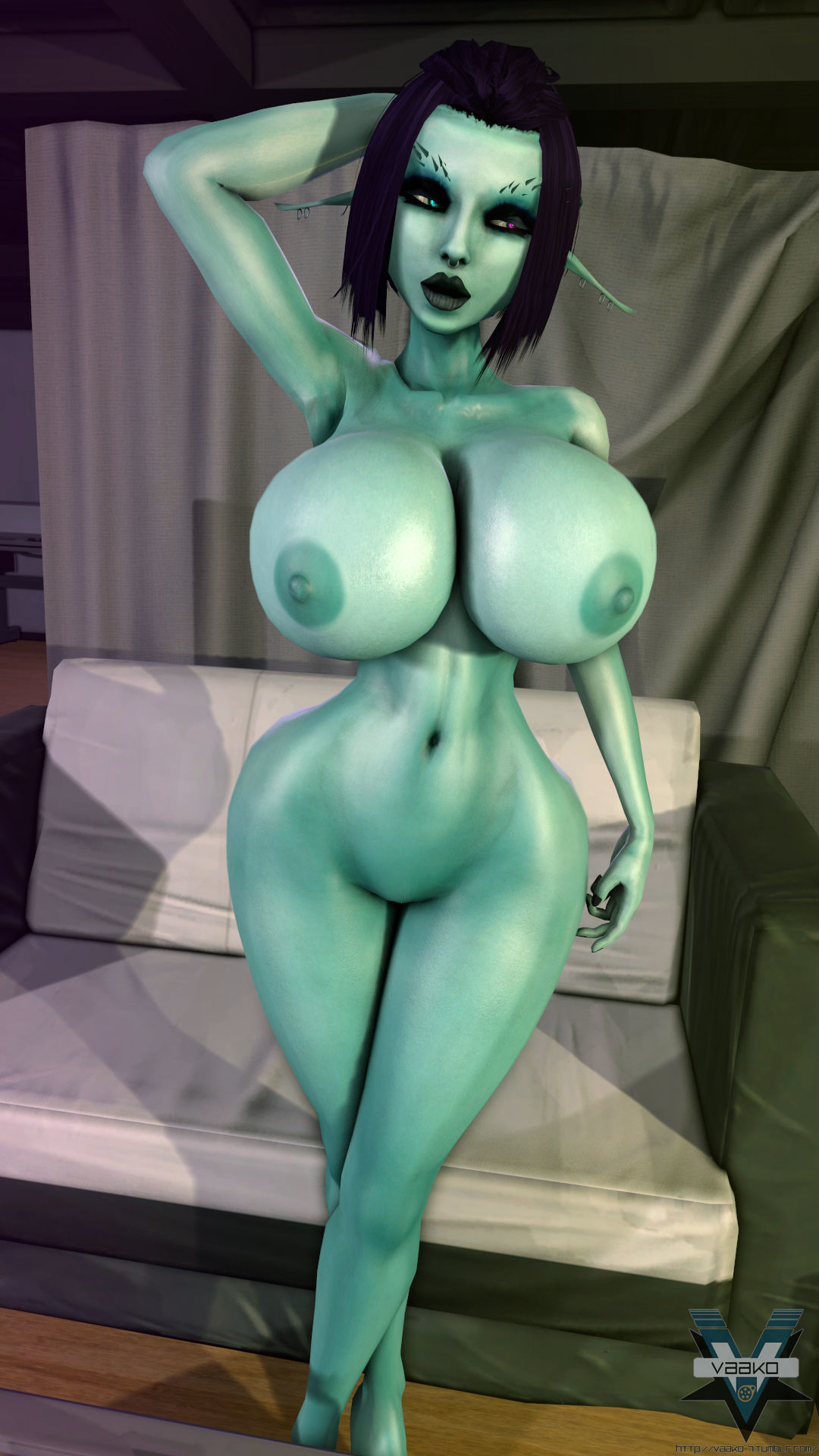 Soria - Chunky Teat 3D Nix Sweeping Tittyfucking + Sexual intercourse Expectations not far from Tifa Lockhart 3D