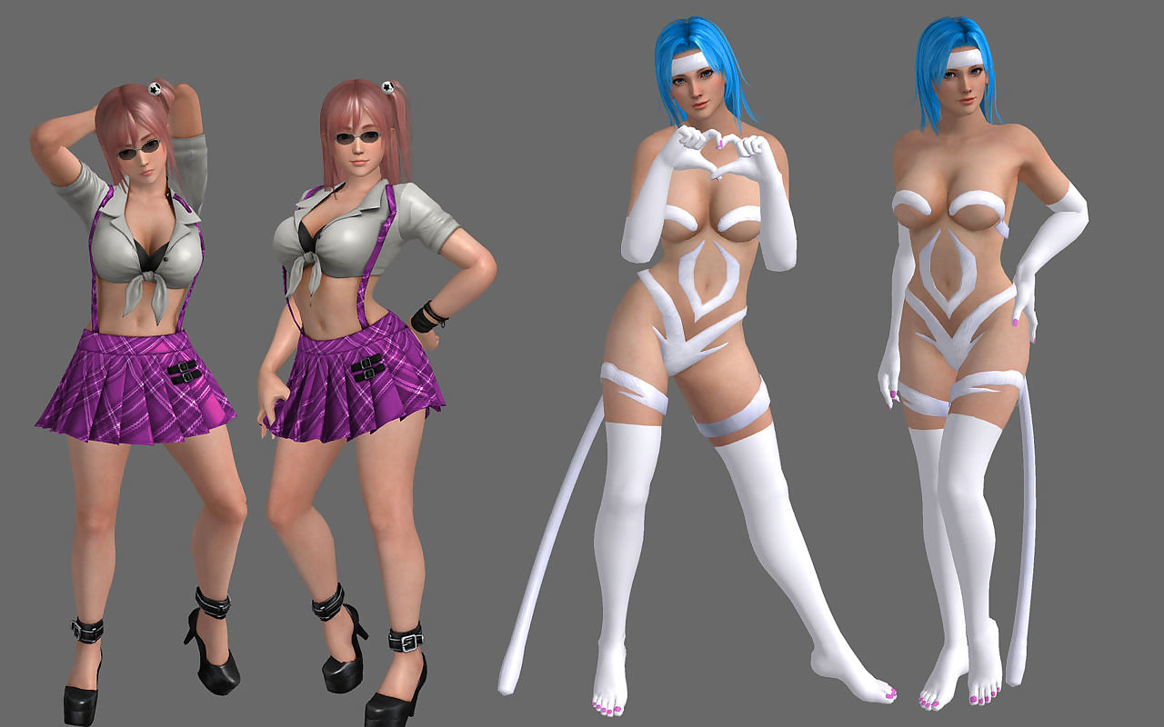 Artist3D - DragonLord720 - DOA Girls - loyalty 15