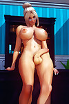 3DX Guile + animations - fastening 13