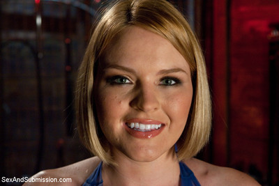 In this erotic idea role play, krissy lives a double life...