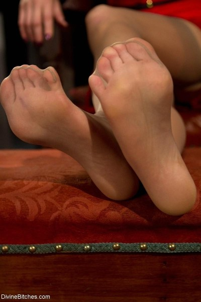 Foot fetish enthusiastic