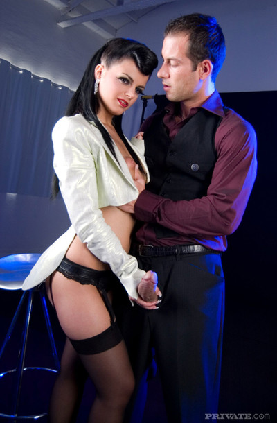 Two spectacular party lasses benefits from assgrinding expedition around the untamed