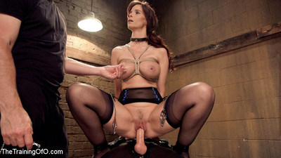 Hardcore anal milf syren de mer learns to process pain whereas getting owned severe