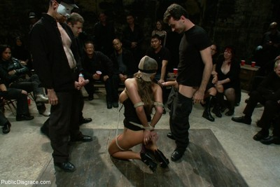 Nika noire is used to being in control. she takes pleasure in dominating and hum