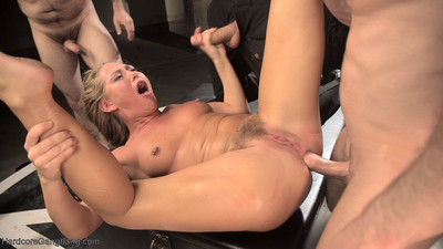 Carter cruise gets her big chance at modeling when she applies at madeline marlo