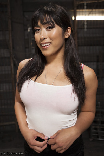 Glimpse mia li have multiple orgasms while bound, fisted, flogged, shocked, tased,
