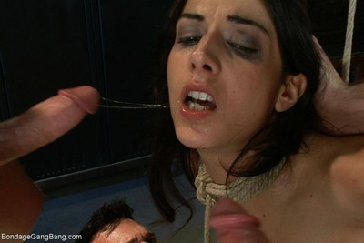 In this fantasy role play update lou charmelle plays a wife who is failed