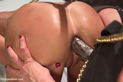 Carter cruise makes her debut at kink.com right here at whipped ass! carter is a