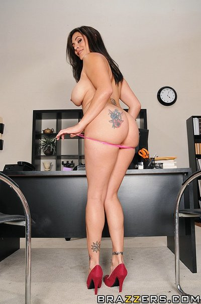 Raylene is a high profile bossy bitch. Herself smoking used to dominating all the men around her office, hiring and firing at a whim. Today, this babe acquires some secretive phone call from an unknown source. Something this babe has paid for but has yet