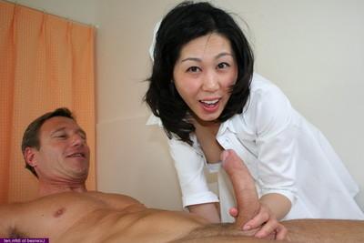 Fujiko is a marvelous nurse