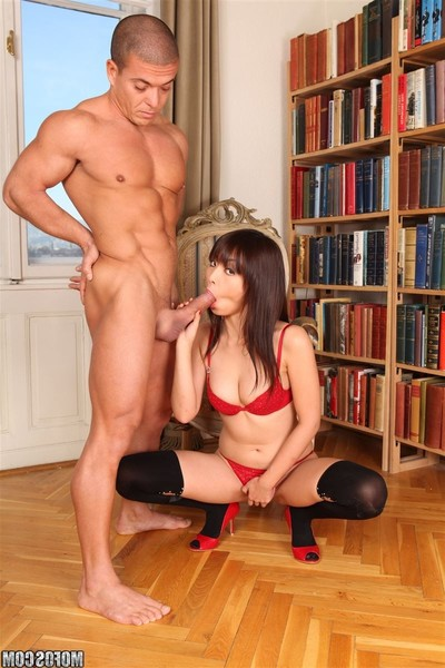 Marica hase benefits from her a-hole slammed in her nylons