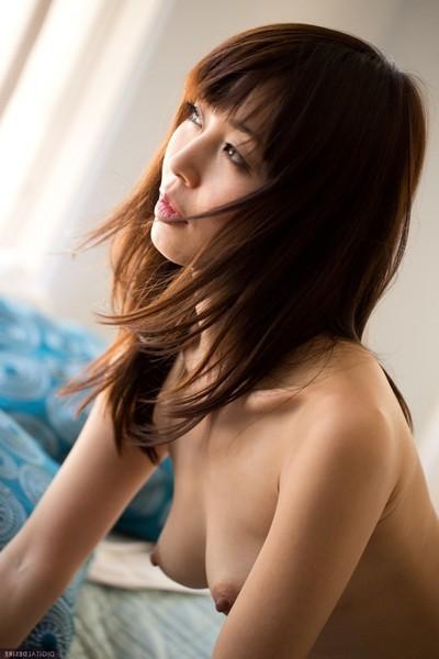 Damp eastern instance posing nude