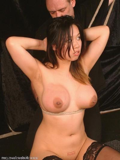 Titsy japanese tits slaving of tigerr benson