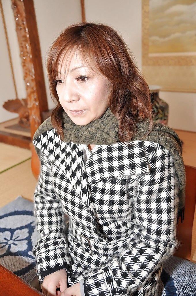 Ripe dark hair Chinese Misa showing her hardhearted uterus and gazoo additionally