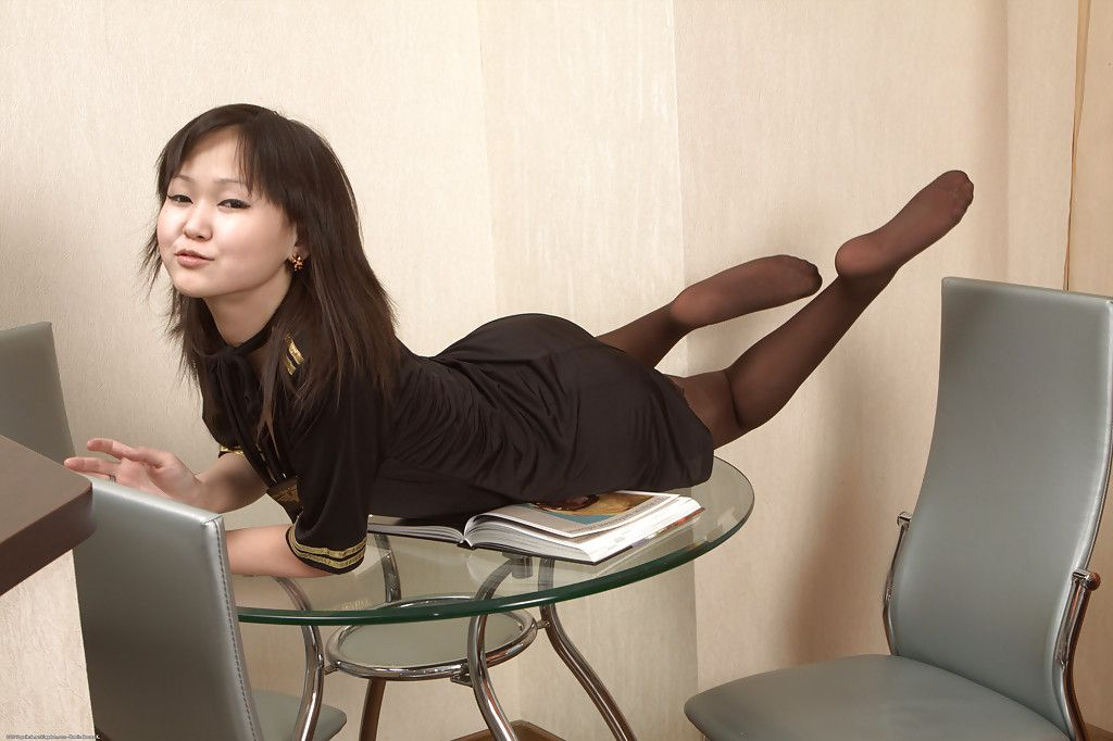 Japanese Young doxy Alexa shows doesn`t matter what that champs hunger after watch
