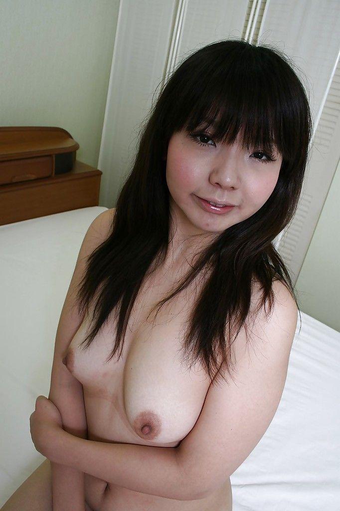 Smiley Japanese lass Kaoru Kuriyama exposing her shaggy gash in close up