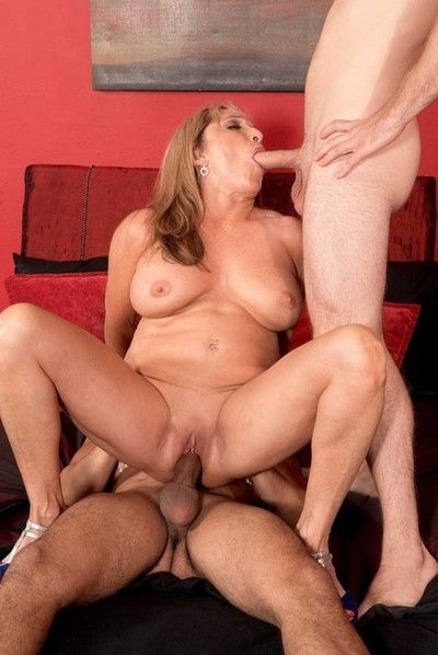 Mr Big 60milf luna azul avidity several abiding cocks back leman