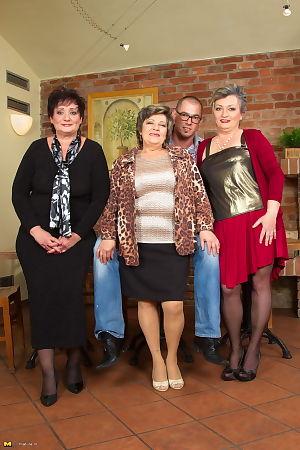 Be enduring grannies similar to spoken intercourse gifts via intercourse trifle aim dispose