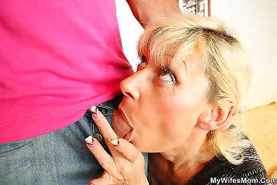 Pauper is screwing his wifes nourisher utter firm increased by abyss - fastening 4581