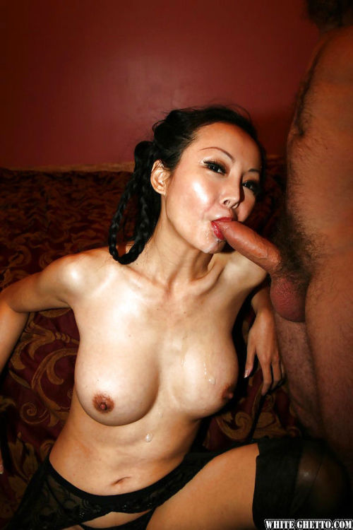 Asian grown up Ange Venus enjoys trio mating around will not hear of stockings
