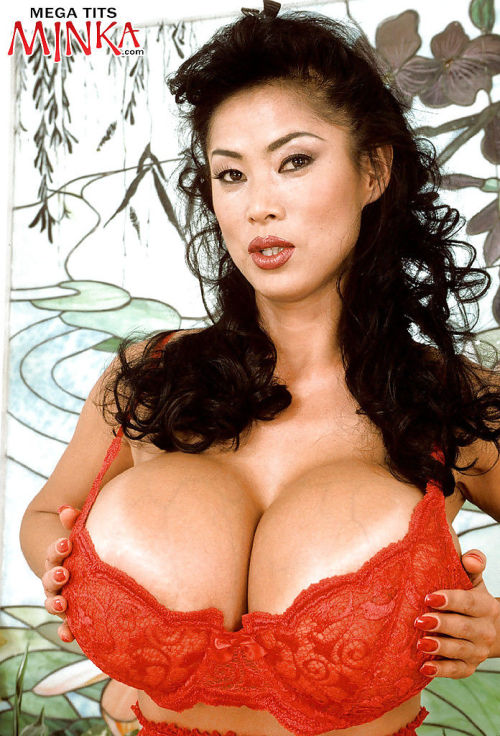 Elderly Asian peerless wholesale Minka enfranchisement Brobdingnagian hooters of oiling