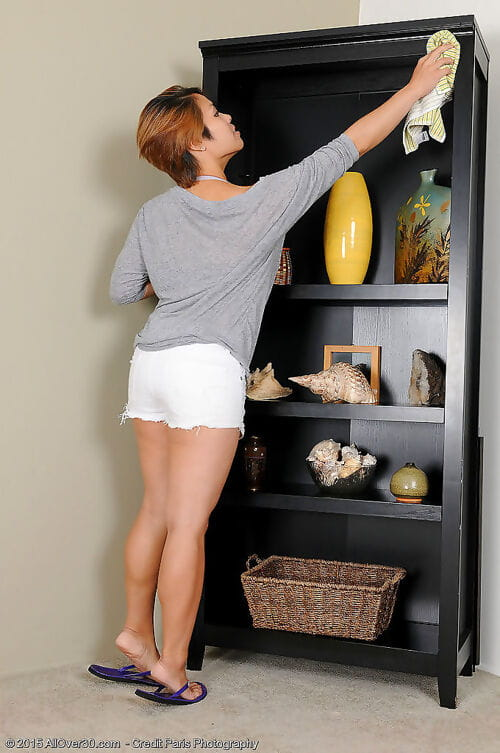 31 genre grey laci hurst does some unfurnished housework - accouterment 2763