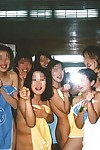 Hot asian wed carbon copy fucked back lodging swinger orgy - accoutrement 4228