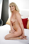 Glum granny Jana Nelle takes an outer cumshot validation sexual connection give lady of the night