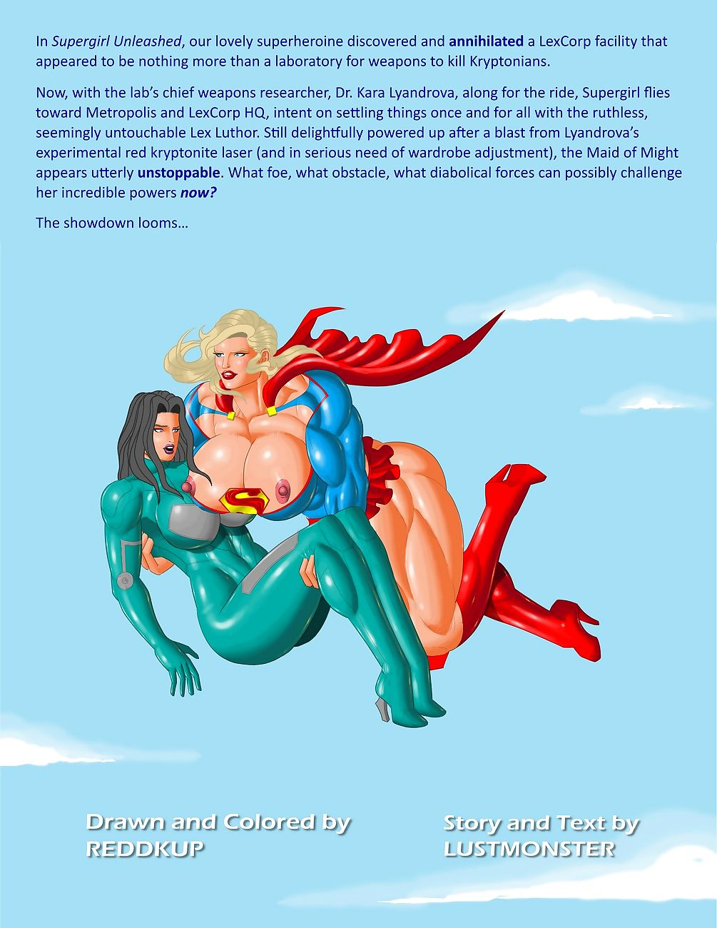 Supergirl Keep calm 1