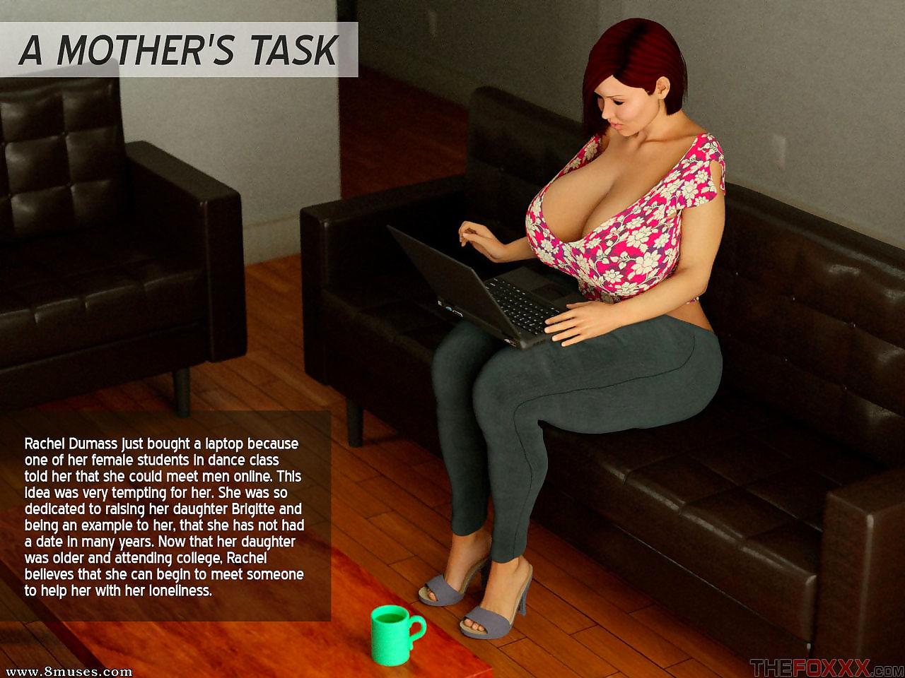 A mothers homework - affixing 3