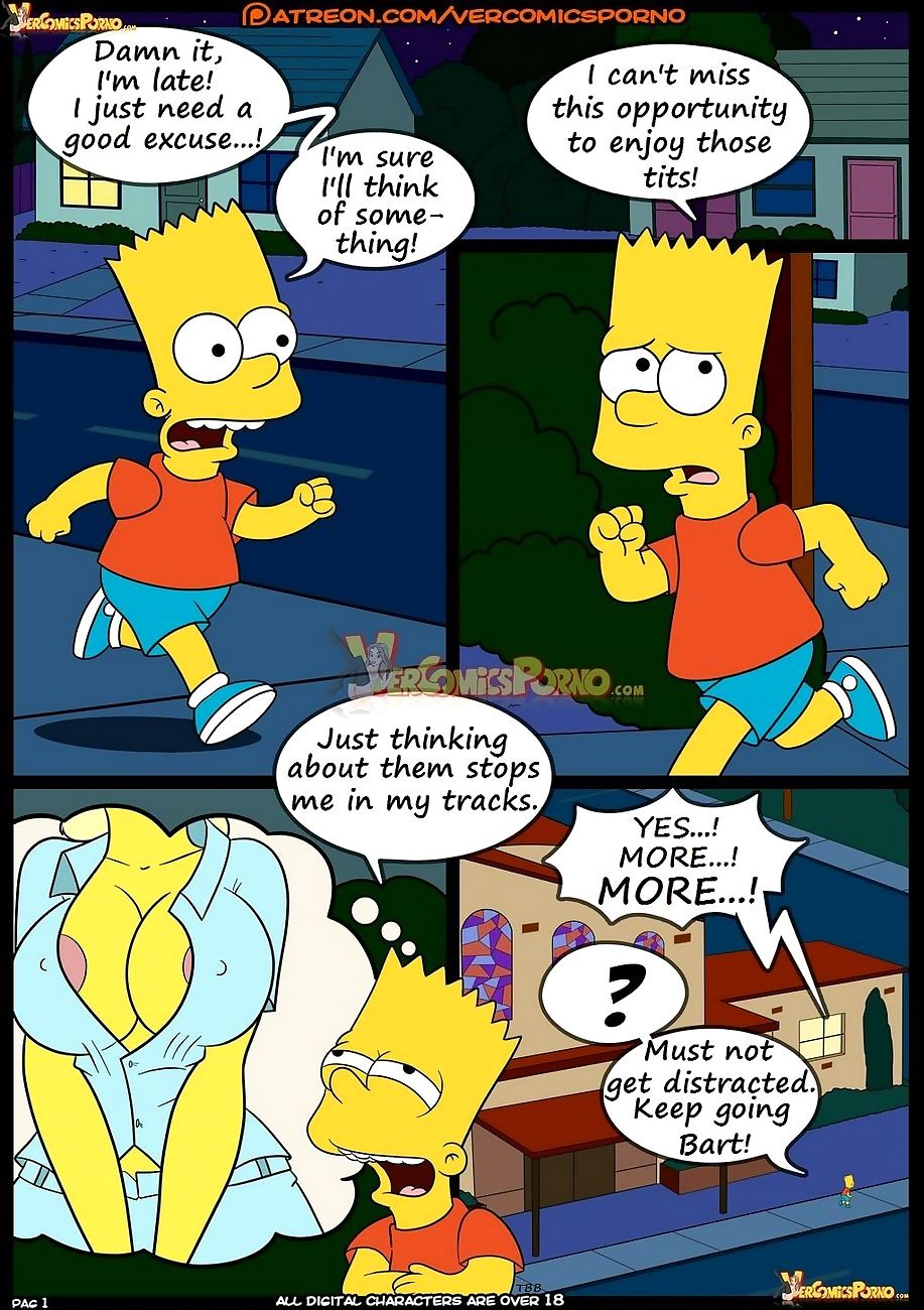 Eradicate affect Simpsons 8 Age-old Moralistic